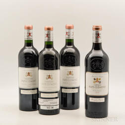 Chateau Pape Clement, 4 bottles