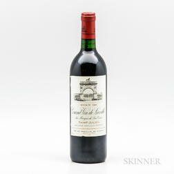 Chateau Leoville Las Cases 1989, 1 bottle