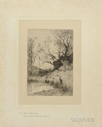 Eight Etchings