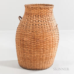 Large Ash Splint Basket