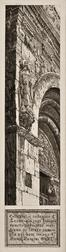 John Taylor Arms (American, 1887-1953)      Lot of Two Architectural Views: Chapiteau Gothique
