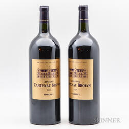 Chateau Cantenac Brown 2009, 2 magnums