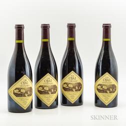 Ojai Vineyard Pisoni Vineyard Pinot Noir 1999, 4 bottles