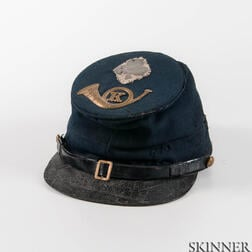 U.S. Model 1858 Forage Cap