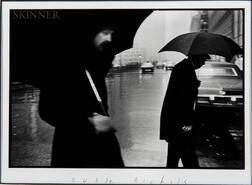 Duane Michals (American, b. 1932)      New York