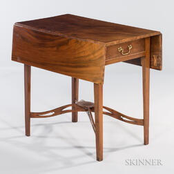 Mahogany Pembroke Table