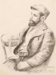 Pierre-Auguste Renoir (French, 1841-1919)      Louis Valtat