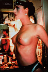Nan Goldin (American, b. 1953)      Kim Harlow in the Dressing Room, Paris