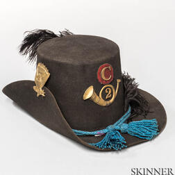 "U.S. Model 1858 ""Hardee"" Dress Hat"