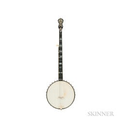 A.C. Fairbanks Special Electric No. 5 Five-string Banjo, c. 1898