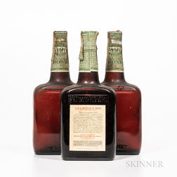 BPR 4 Years Old 1938, 3 4/5 quart bottles Spirits cannot be shipped. Please see http://bit.ly/sk-spirits for more info.