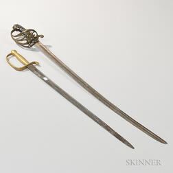 Two 19th Century Swords