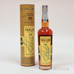 Colonel EH Taylor Four Grain, 1 750ml bottle (ot)
