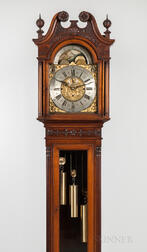 English Quarter-hour Chiming Tall Clock