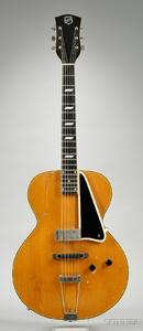 American Guitar, The National Valco Company, Model New Yorker, c. 1941