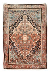 """Mission"" Malayer Rug"