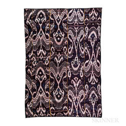 Silk Ikat Curtain