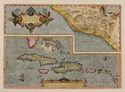 (Maps and Charts, North America), Ortelius, Abraham (1527-1598)