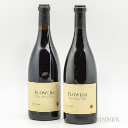 Flowers Camp Meeting Ridge Pinot Noir 1997, 2 bottles