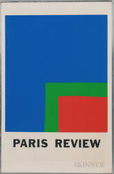 Ellsworth Kelly (American, 1923-2015)      Paris Review