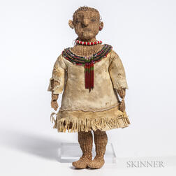 Northern Plains Indian Doll