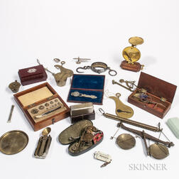 Collection of Scales and Weights