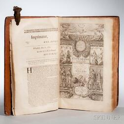 Heylyn, Peter (1600-1662) Cosmography in Four Books. Containing the Chorography and History of the Whole World.