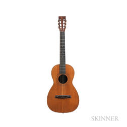 Bay State Style D Parlor Guitar, c. 1900