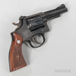 Smith & Wesson Model 18 Double-action Revolver