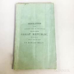 Pamphlet Describing the Clipper Ship Great Republic  .