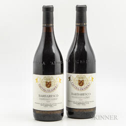 Cantina Vignaioli (Pertinance) Barbaresco 1995, 2 bottles