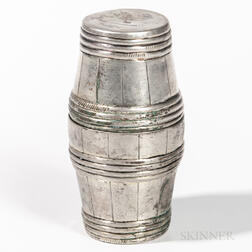Northern European Double Barrel-form Beaker
