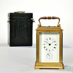 Pons Hour Repeating Carriage Clock
