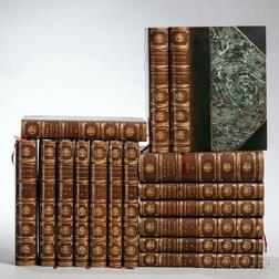 Decorative Bindings, Sets. Richard Francis Burton (1821-1890) The Book of the Thousand Nights and a Night [together with] Supplemental