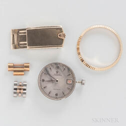 Rolex Oyster Movement and Accessories