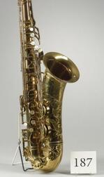 French Tenor Saxophone, Selmer & Company, Paris, 1950, Model Super Balanced Action