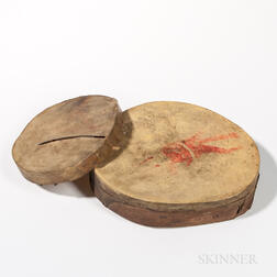 Two Plains Hand Drums
