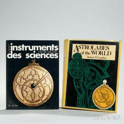 Two Books on Astrolabes and Scientific Instruments