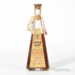 Lemon Hart 30 Years Old, 1 4/5 quart bottle