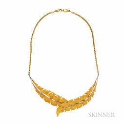 18kt Gold Necklace, Federico Buccellati