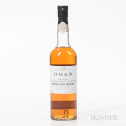 Oban 32 Years Old 1969, 1 70cl bottle
