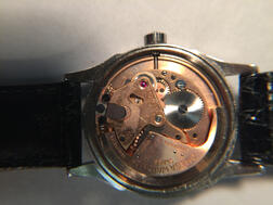 Omega Reference 2438 Bumper Automatic Wristwatch