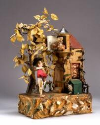 Roullet et Decamps Automaton of a Spanish Serenade