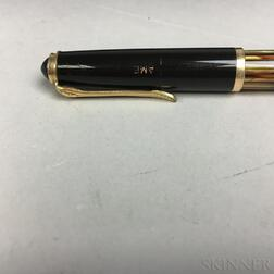 "Four Pelikan ""M400"" Fountain Pens"