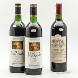 Mixed Iberian Wine, 3 bottles