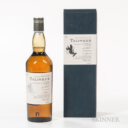 Talisker 25 Years Old, 1 750ml bottle (oc)