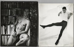 George Platt Lynes (American, 1907-1955)      Four Portraits of Dancer Homer (Randy) Randolph Jack