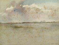 Alice Ravenel Huger Smith (American, 1876-1958)  On the Water