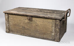 Confederate Limber Chest