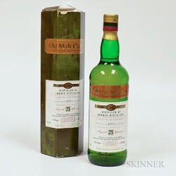 Ardbeg 25 Years Old 1975, 1 750ml bottle (oc)